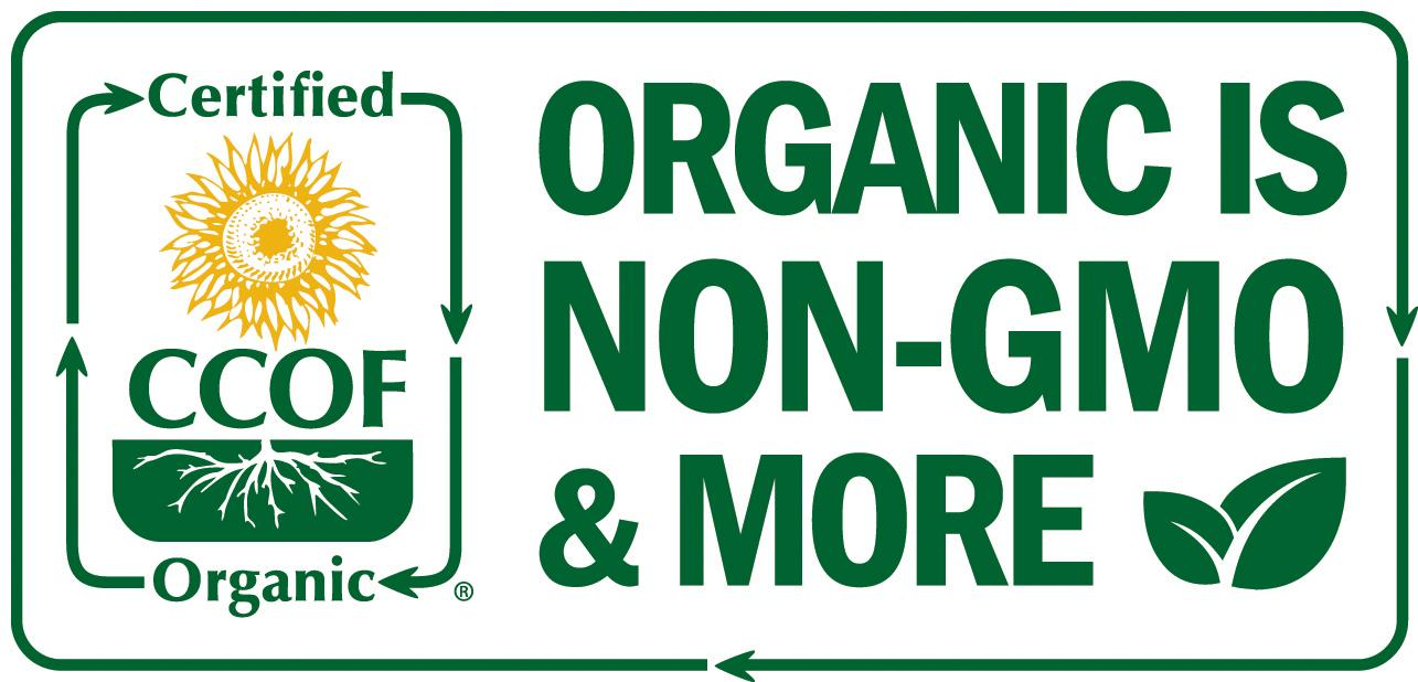 Organic is Non-GMO and More